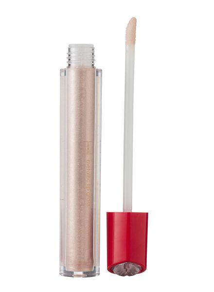 lip gloss metallic holo pink - 11230003 - hema