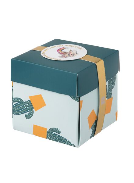 boîte surprise medium 10 x 10 x 10 cm - 60800611 - HEMA