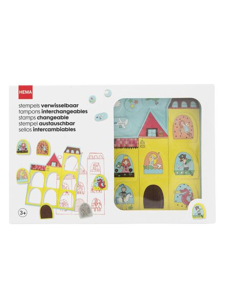 stamp set - 15910055 - hema