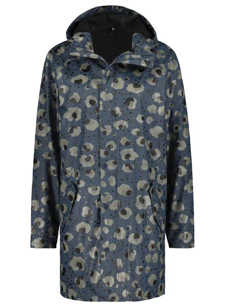 manteau imperméable femme bleu nuit - 1000014743 - HEMA