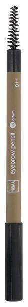 crayon sourcils 45 marron clair - 11214045 - HEMA