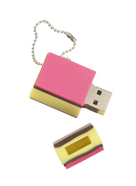 usb-stick tompouce 8gb - hema