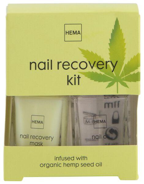 kit réparation ongles 2x11ml - 11240337 - HEMA