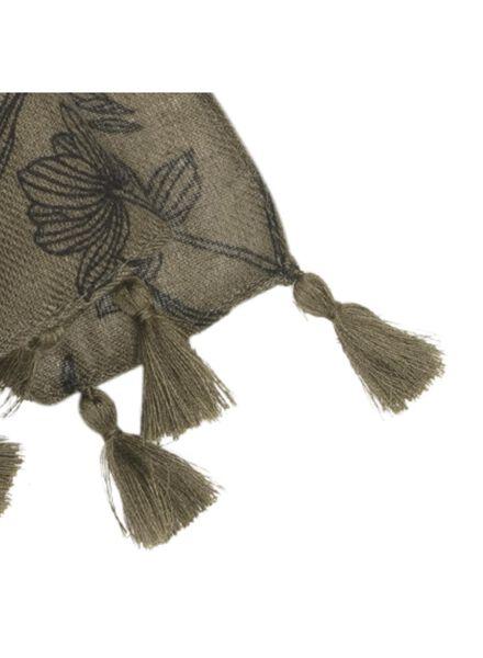 écharpe femme - 1700060 - HEMA