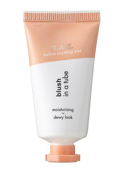 B.A.E. blush in a tube 02 peach baby - 17720052 - HEMA