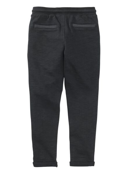 children's sweatpants black black - 1000005773 - hema