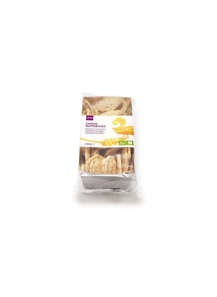 savoury snacks with butter and cheese - 135 grams - 10661404 - hema