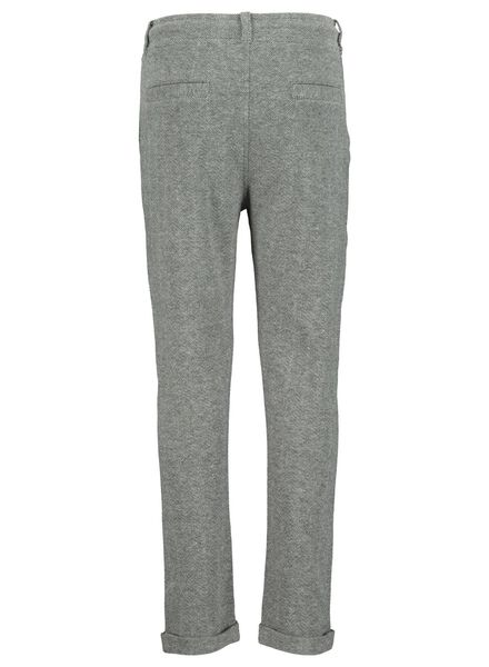 pantalon sweat enfant gris chiné gris chiné - 1000016842 - HEMA