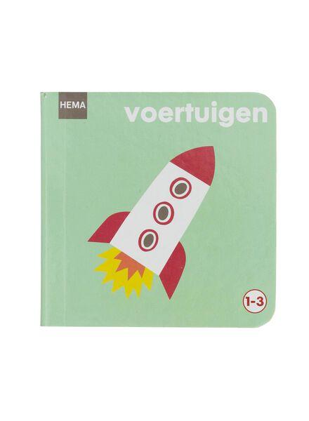 Bilderbuch Fahrzeuge - 15170120 - HEMA