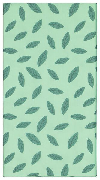 tablecloth - 138 x 220 - paper - leaves - 25800128 - hema