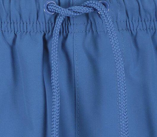 men's swimming trunks blue blue - 1000018179 - hema