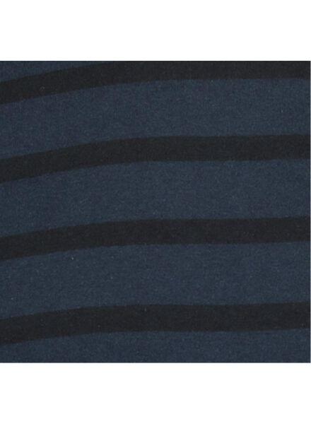 Herren-Pyjama dunkelblau dunkelblau - 1000015702 - HEMA