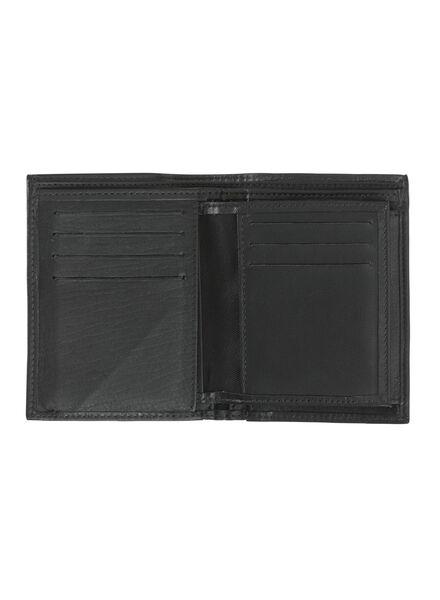 Lederportemonnaie mit Kartenhalter - 18130085 - HEMA