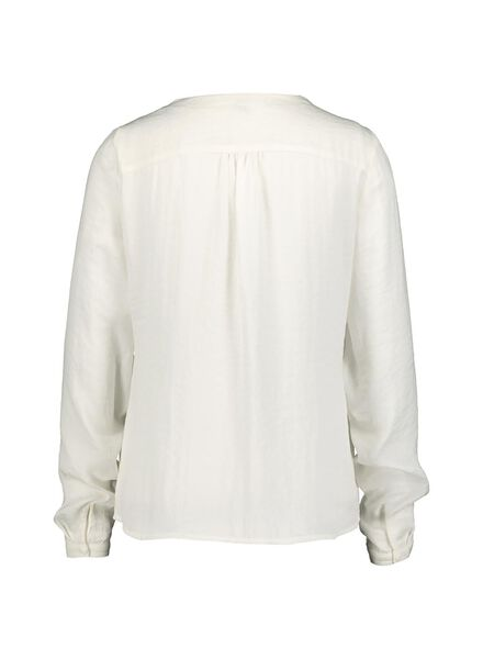 haut femme blanc cassé blanc cassé - 1000014863 - HEMA