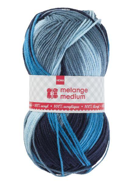 knitting yarn medium medium 100 g multi - 1400171 - hema