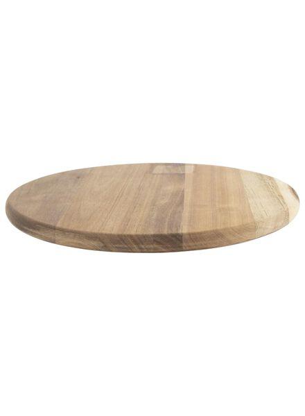 plateau tournant en bois 32 cm - 80610204 - HEMA