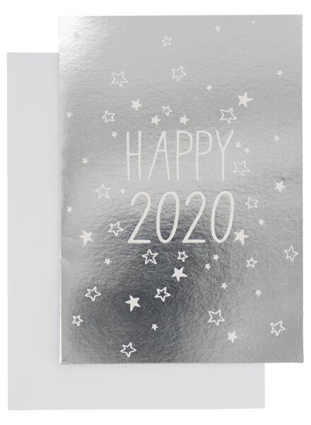 10 cartes de Noël avec enveloppes 14 x 9.5 cm - 25300242 - HEMA