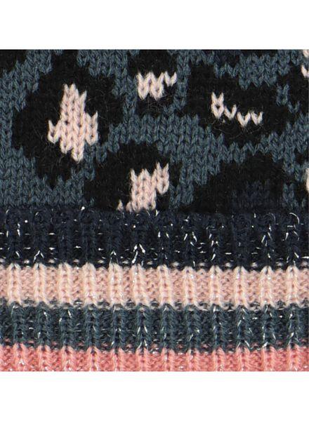 Kinder-Mütze dunkelblau dunkelblau - 1000014470 - HEMA