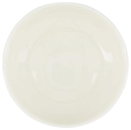 bol - 9,5 cm - Rome - new bone china - blanc - 9602048 - HEMA