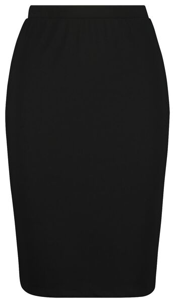 women's skirt black L - 36377516 - hema
