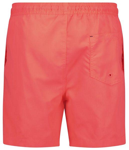 men's swimming trunks coral coral - 1000018177 - hema