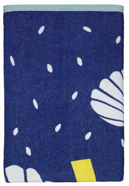 Image of HEMA Beach Towel 90x180 RPET Velvet Sea