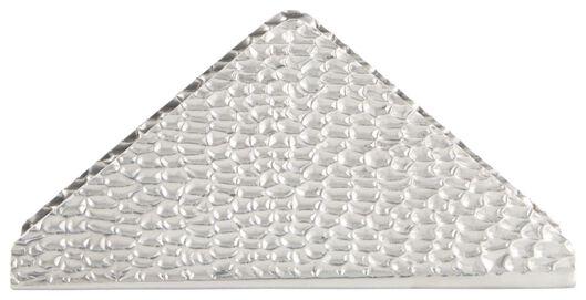 serviette holder metal 3.3x16x7.5 - 80660010 - hema