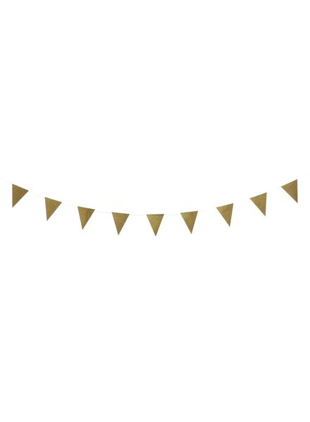 guirlande drapeaux 4 mètres - 14209920 - HEMA
