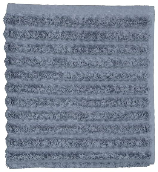 bathmat 50x80 cotton structure grey - 5210104 - hema
