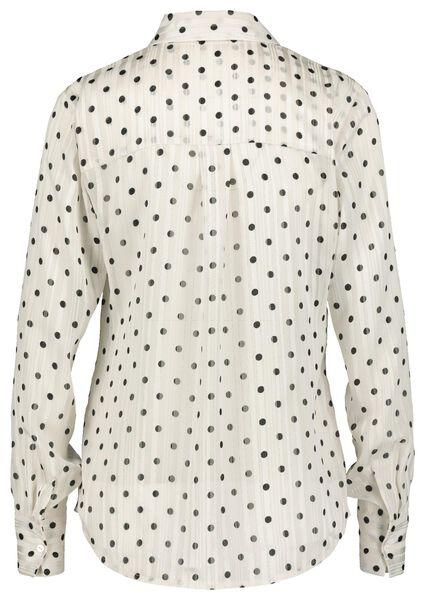 women's blouse off-white off-white - 1000021280 - hema