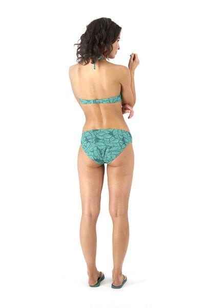 dames bikinislip groen groen - 1000017926 - HEMA