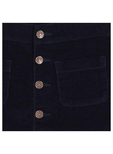 Kinder-Rock dunkelblau dunkelblau - 1000013868 - HEMA