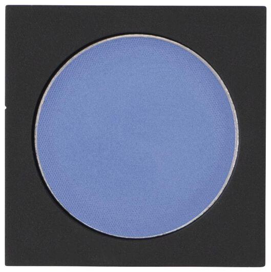 ombre à paupières mono satin 07 bonny blue - 11210307 - HEMA