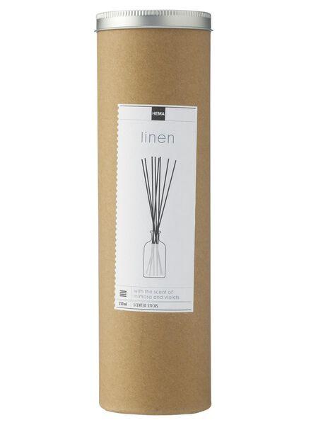 bâtonnets parfumés linen - 13502303 - HEMA