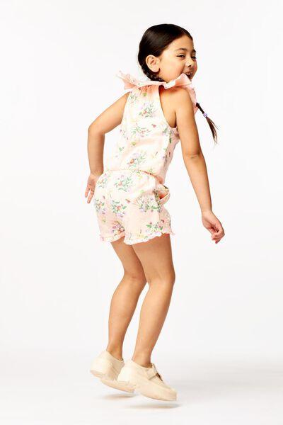 Kinder-Jumpsuit, Rüschen rosa rosa - 1000023699 - HEMA