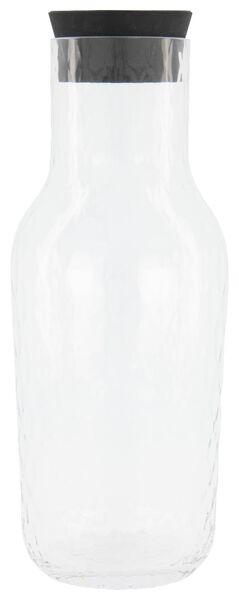 Karaffe Bergen, Relief, 1.2 Liter - 9401057 - HEMA