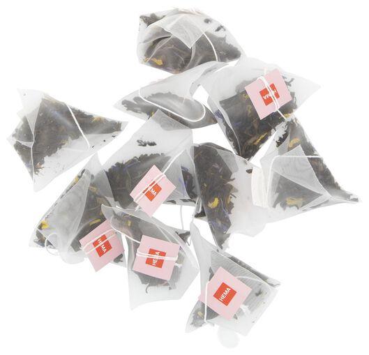 groene thee met bloemen 10 zakjes - 60910030 - HEMA