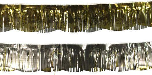 folieslinger - goud/zilver - 3.5 meter - 14200374 - HEMA