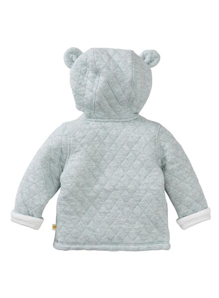 newborn jacket light blue light blue - 1000005680 - hema