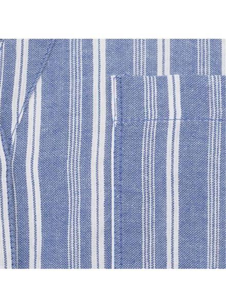 Damen-Bluse hellblau hellblau - 1000012918 - HEMA