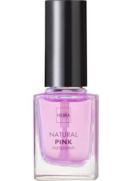 natural pink nailpolish - 11244532 - HEMA