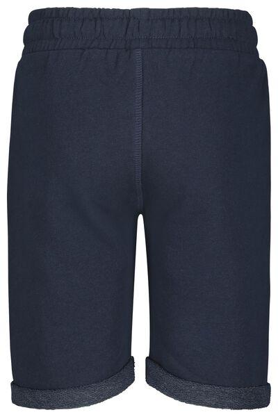 2er-Pack Kinder-Shorts meergrün meergrün - 1000023226 - HEMA