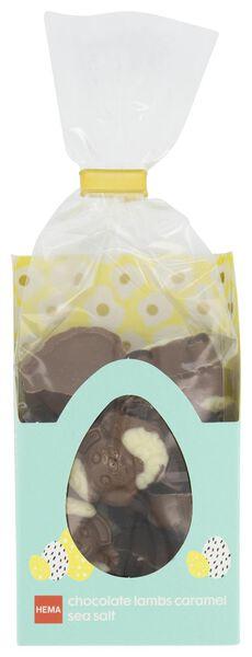 moutons de pâques chocolat au lait caramel beurre salé - 10069914 - HEMA