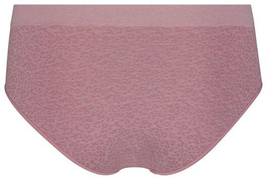 hipster panties seamless micro pink pink - 1000017962 - hema