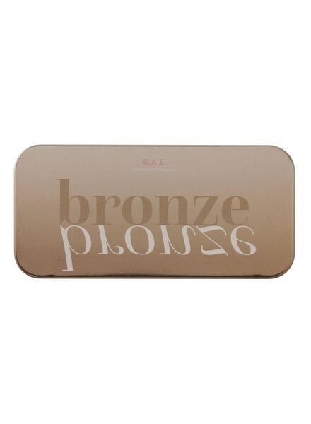 B.A.E bronzer palette bronzer than you - 17720043 - hema
