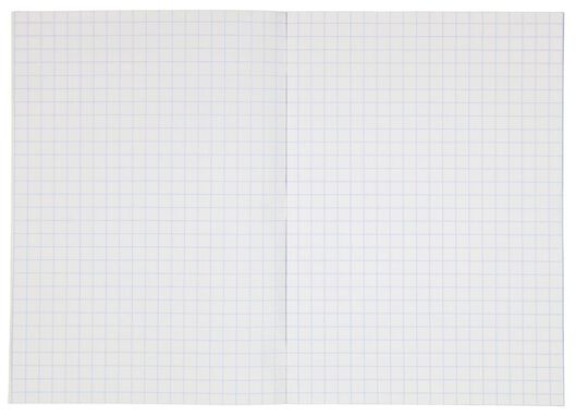 2 exercise books A4 squared 10 mm - 14590291 - hema