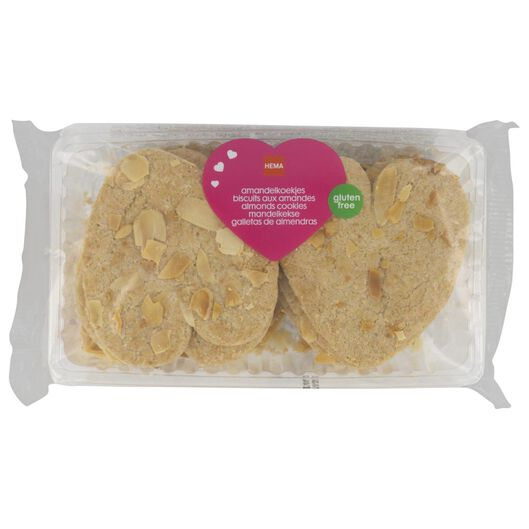 biscuits heart-shaped gluten-free 100 grams - 10956009 - hema