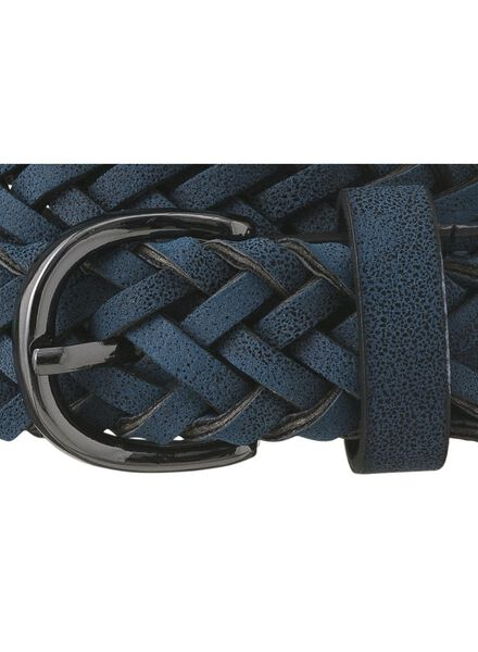 women's belt blue blue - 1000006463 - hema