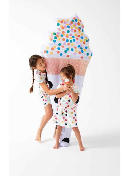 inflatable figure XXL ice cream cone - 34114179 - hema