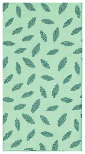 Tischdecke – 138 x 220 cm – Papier – Blätter - 25800128 - HEMA